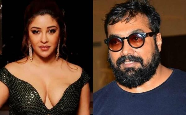 payal ghosh angry over who support to anurag kashyap in rape case
