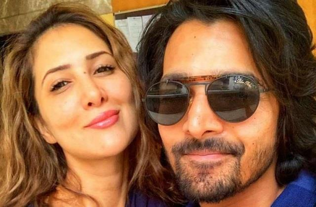 harshvardhan rane on break up with kim sharma blames it on his dna