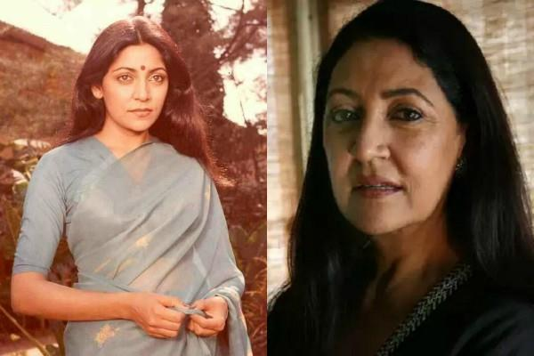 deepti naval hospitalized in chandigarh after heart attack