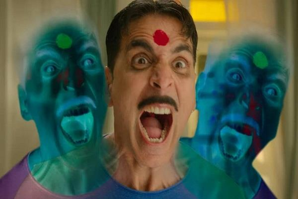 akshay kumar trolled after release of laxmmi bomb trailer