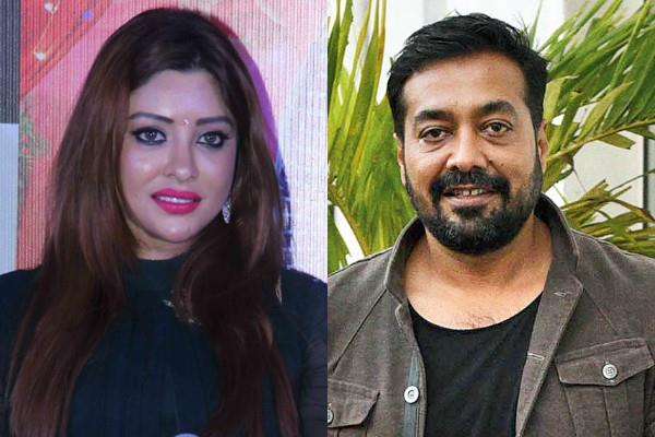 payal ghosh dissatisfied with anurag kashyap statements said mr kashyap has lied