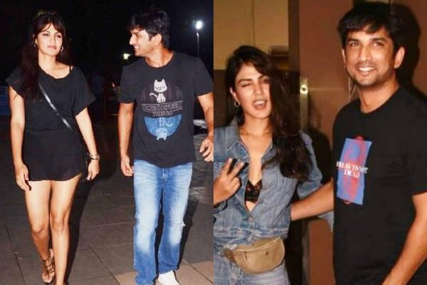 bjp secretary claimed rhea chakraborty met sushant on 13 june night