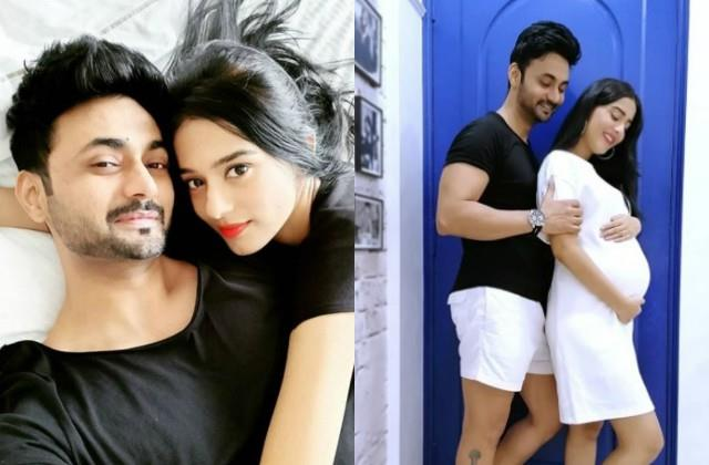 amrita rao and rj anmol blessed with baby boy