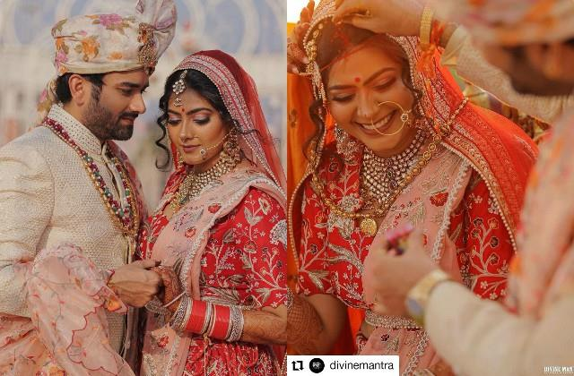 suhani si ek ladki star rajshri rani ties the knot with onscreen brother gaurav
