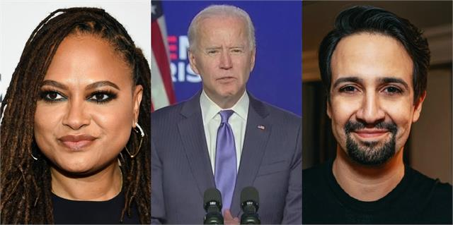 joe biden elected new president of america hollywood stars have their reaction