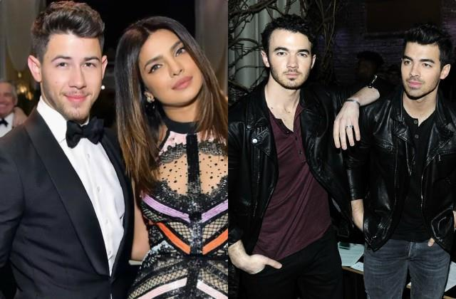priyanka husband nick and brother in laws kevin joe accused bullying black woman