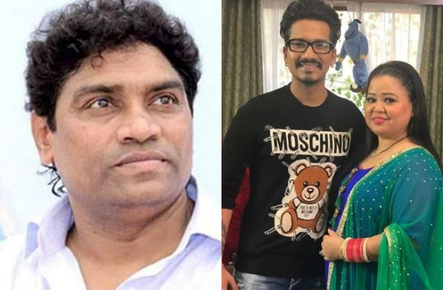 johnny lever reacts on bharti singh haarsh limbachiyaa arrest in drugs case