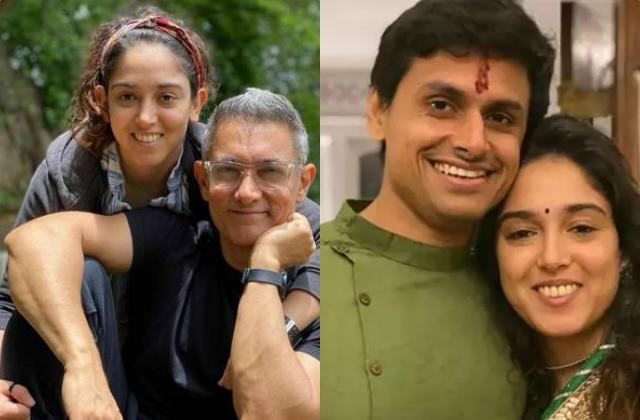 ira khan is dating dad aamir khan fitness coach nupur shikhare