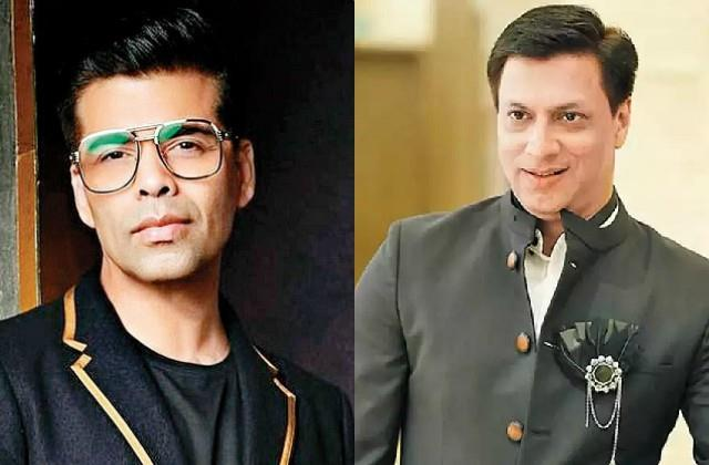 madhur reveal proof that film guild of india rejected karan title request