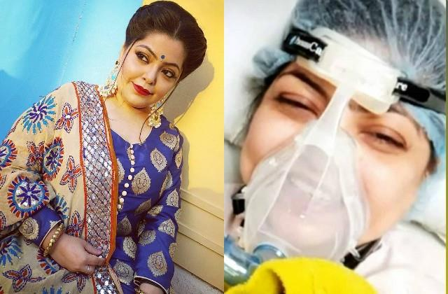 actress divya bhatnagar on ventilator after test positive for covid 19