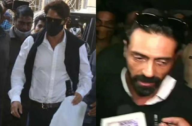 ncb questioning 7 hours to arjun rampal for drug case