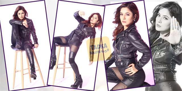 punjabi girl shehnaz gill boss lady avatar impresses fans
