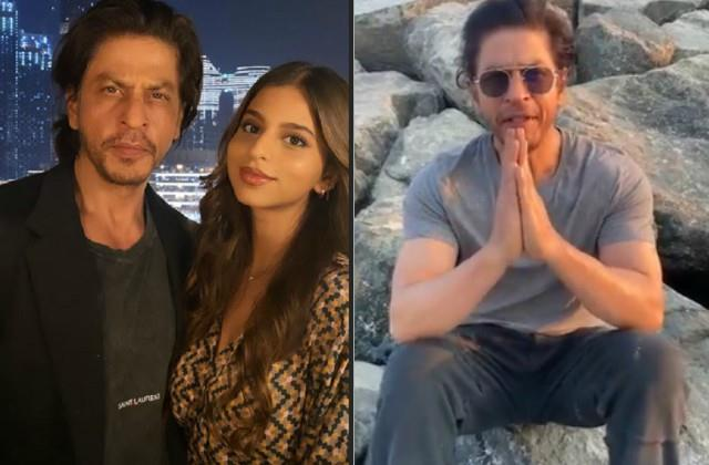 shahrukh khan special thanked to fans for birthday wishes