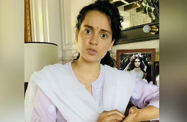 kangana ranaut slams social media user who asking her to stay quiet