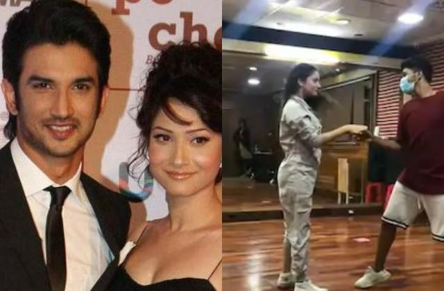 ankita prepare dance performance for ex boyfriend sushant says its painful