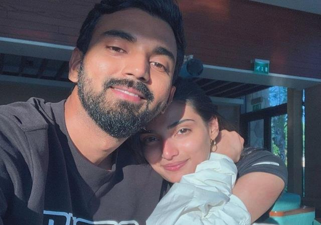 kl rahul share intimate photo on girlfriend athiya shetty birthday