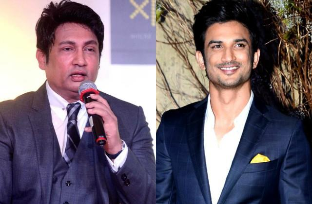 shekhar suman breaks silence on charges of doing politics in sushant case