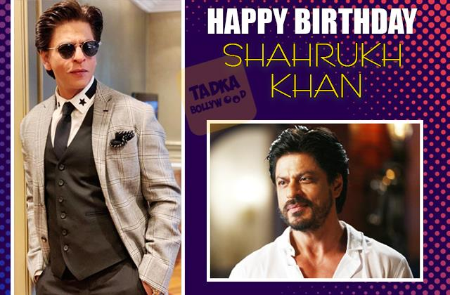on shahrukh birthday know facts about his personal life