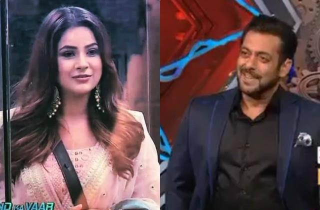 bigg boss 14 weekend ka war shehnaz gill return bigg boss house