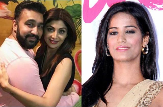 poonam pandey files complaint against shilpa shetty husband raj kundra