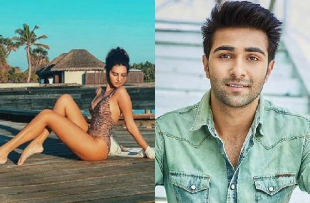 tara sutaria shares her bold photo boyfriend aadar jain comment