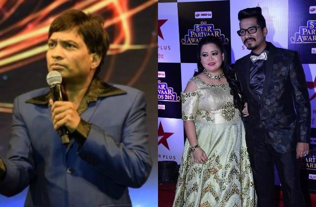 sunil pal talk about bharti singh and haarsh limbachiyaa arrest in drug case