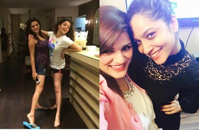 ankita lokhande wishes sushant sister shweta on her birthday