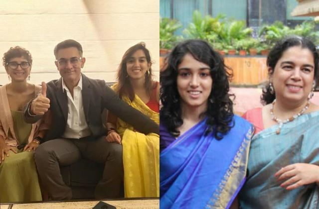 aamir khan daughter ira khan reveal when she told parents about her depression