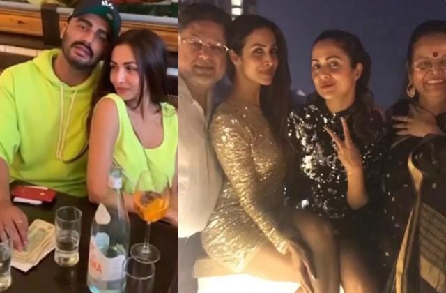 malaika arora shares video on thanksgiving day
