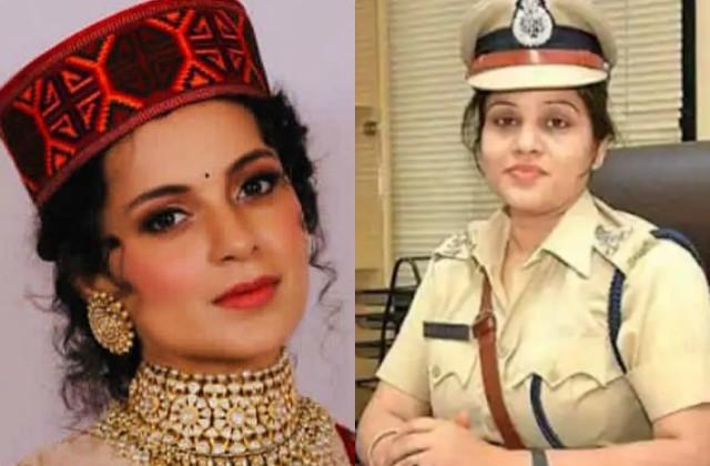 kangana slams ips d roopa for her controversial statement