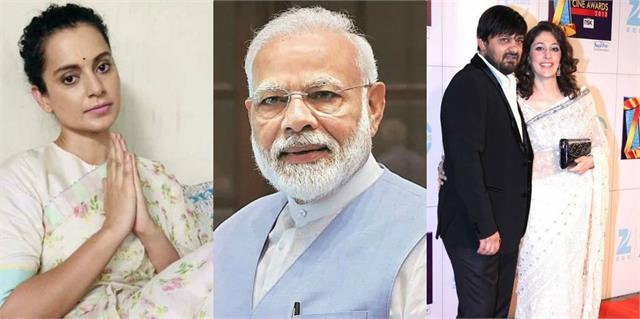 wajid wife express her conversion issue kangana question pm modi on love jihad