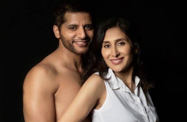 karanvir bohra wife teejay left for canada before delivery