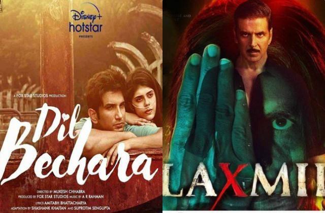akshay laxmii breaks all records of biggest opening movies on disney hotstar