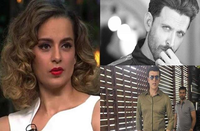 kangana calls hrithik aditya kind souls after mumbai mayor statement