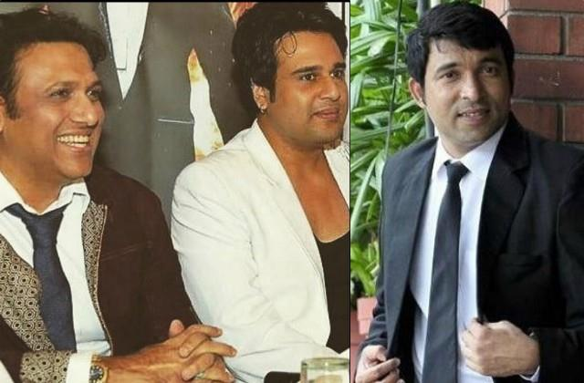 chandan prabhakar comment on krushna abhishek govinda controversy