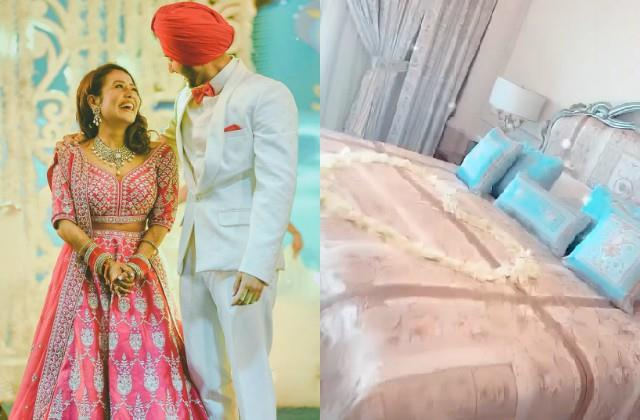 neha kakkar and rohanpreet honeymoon video from dubai