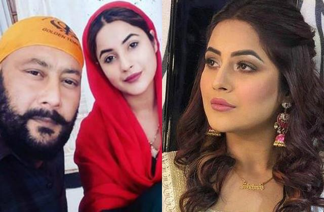 father santokh singh angry with shehnaaz gill