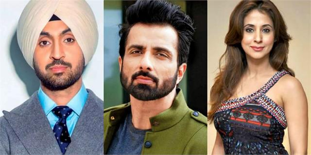 bollywood stars reacts on farmers protest