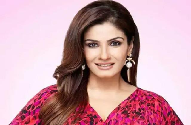 raveena tandon file fir against fake twitter account on her name