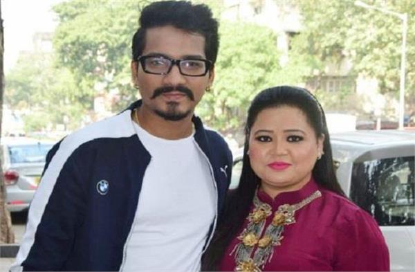 ncb raids in comedian bharti singh house