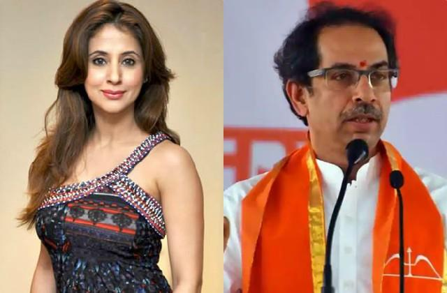shivsena will nominate actress urmila matondkar as mlc in legislative assembly
