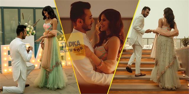 bom diggy diggy song fame sakshi malik engaged to boyfriend santul katahra