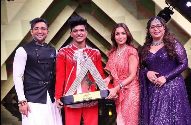 indias best dancer show winner ajay singh