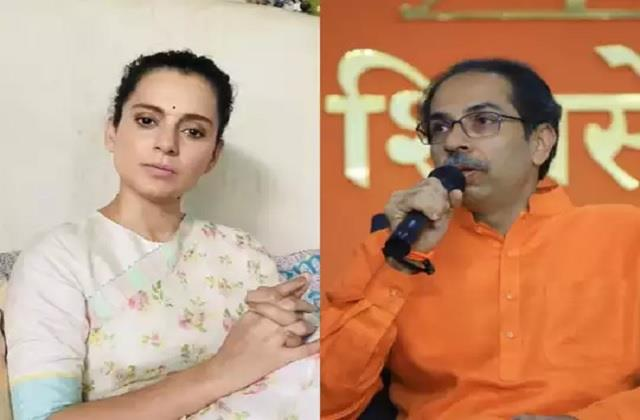 maharashtra cm uddhav thackeray says i dont want to comment on kangana ranaut