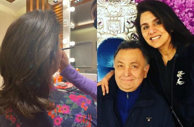 neetu kapoor shares an emotional post in memory of rishi kapoor