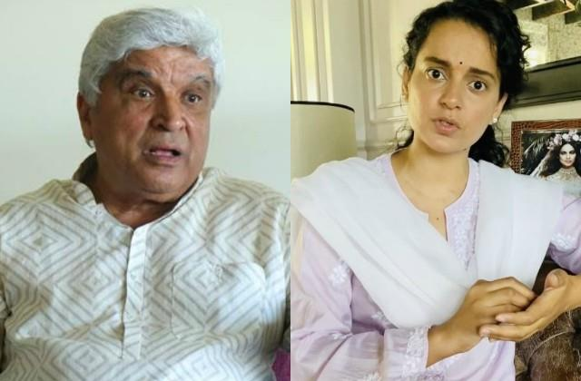 javed akhtar sues defamation against kangana ranaut