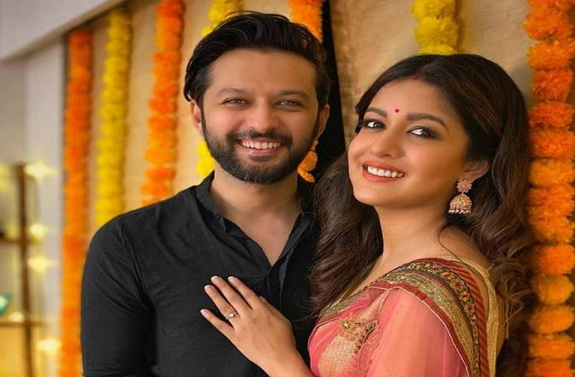 ishita dutta reacts on pregnancy rumours