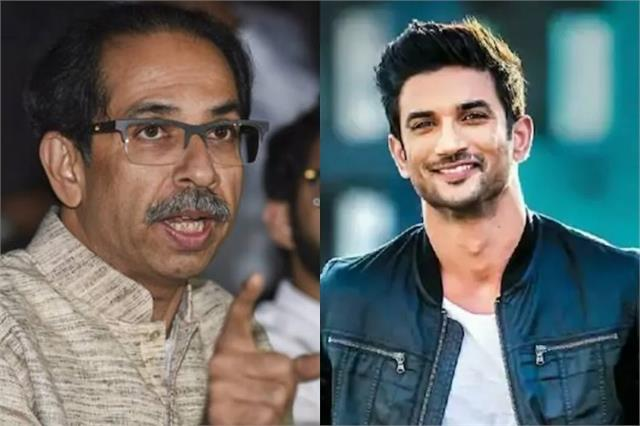 uddhav thackeray speak on actor sushant singh rajput death