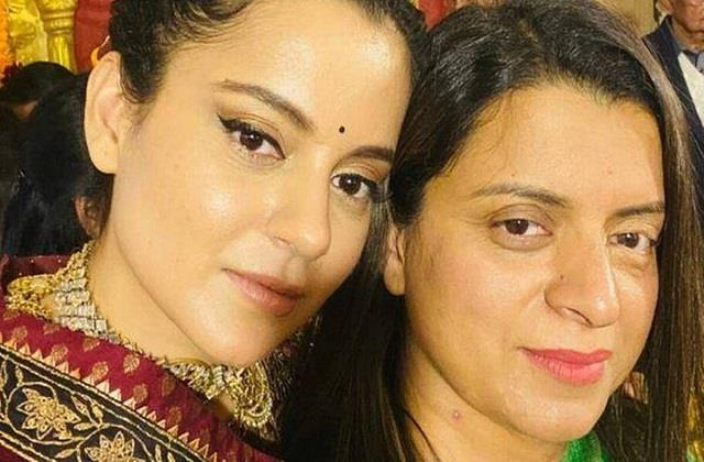mumbai police send notice to kangana ranaut and her sister rangoli singh