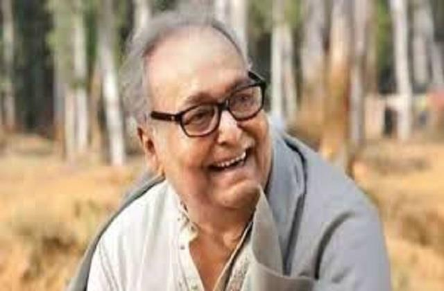 soumitra chatterjee condition critical